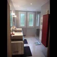 Salle de bain - béton ciré 2